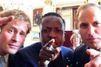 William & Harry, les princes du selfie