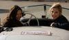 Julie Gayet, marraine du 11e Rallye des Princesses