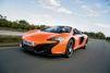 McLaren 650S Spider: Orange à jus