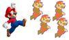 25 ans de Mario en 5 mn de vidéo !