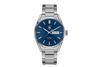 Des montres à l'heure bleue