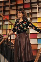 Fanny Ardant, une chic fille