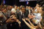 Truffes et champagne : le meeting de Sarkozy qui fait polémique