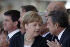 Berlin dément la préférence d'Angela Merkel pour Alain Juppé