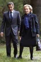 """Bernadette Chirac veut le voir revenir """"de tout son cœur"""""""