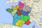 Google Map : la carte des régions votée par l'Assemblée