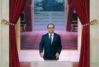 """Hollande : """"Je suis président, je ne suis pas candidat"""""""