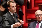 Emmanuel Macron remet en cause les 35 heures