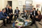 Nicolas Sarkozy. A nous deux l'UMP!