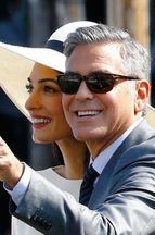Amal et George Clooney, Just Married