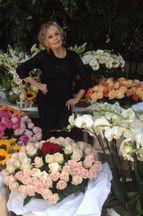 Brigitte Bardot, une fleur parmi les fleurs