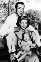 """Humphrey Bogart et Lauren Bacall, mes parents"""