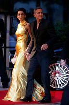 Visitez le manoir anglais d'Amal et George Clooney