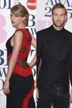 Taylor Swift en couple avec Calvin Harris