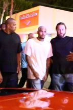 Chris Brown : le rappeur américain de 25 ans a failli mourir