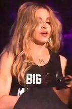 L'improbable baiser de Madonna et Drake