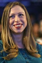Chelsea Clinton, maman d'une petite Charlotte