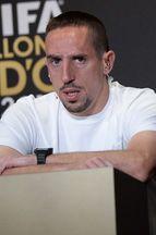 Franck Ribéry envisage d'obtenir la nationalité allemande