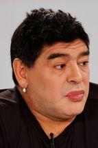 Diego Maradona transformé après son lifting