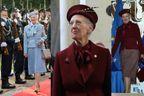 Margrethe en balade à Zagreb