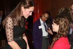 Kate enceinte, maintenant ça se voit !