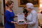 La passion d'Elizabeth récompensée par la princesse Haya