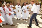 Harry croise le fer au sultanat d'Oman