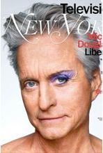 """Glamour pour la Une du """"New York Magazine"""""""