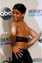 Rihanna dans la légende