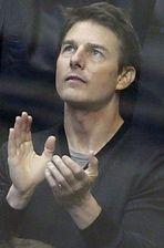 Tom Cruise, présent pour le DJ set de Connor
