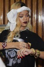 Rihanna ne veut pas être un modèle pour les autres