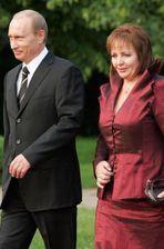 Poutine et sa femme annoncent leur séparation