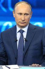 Vladimir Poutine, voleur de bague