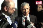 Schulz et Bartolone, deux présidents devant les lycéens