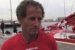 Avant la Volvo Ocean Race, Michel Desjoyeaux répond à Match