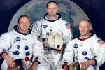 Il y a 45 ans, l'homme marchait sur la lune