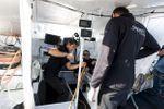 Prenez place à bord de Spindrift 2, le géant de la Route du Rhum