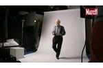 Charles Aznavour, les coulisses de la séance
