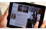 Premiers pas sur l'iPad avec Paris Match