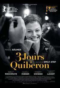 """""""3 jours à Quiberon"""" d'Emily Atef"""
