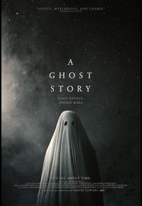 Rooney Mara et Casey Affleck dans A Ghost Story
