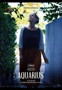 """L'affiche d'""""Aquarius""""."""