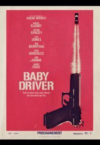 """Baby Driver"" d'Edgar Wright"