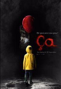 """Pennywise, le clown du film """"Ça"""""""