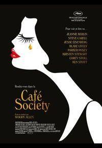 L'affiche de Café Society