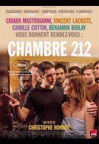 """""""Chambre 212"""" de Christophe Honoré"""