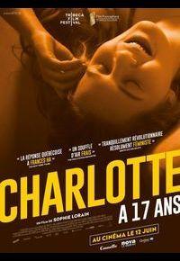 """""""Charlotte a 17 ans"""" de Sophie Lorain"""