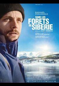"""L'affiche de """"Dans les forêts de Sibérie"""""""