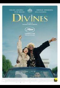 """Divines"" de Houda Benyamina"