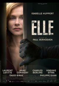"""L'affiche d'""""Elle"""" de Paul Verhoeven"""